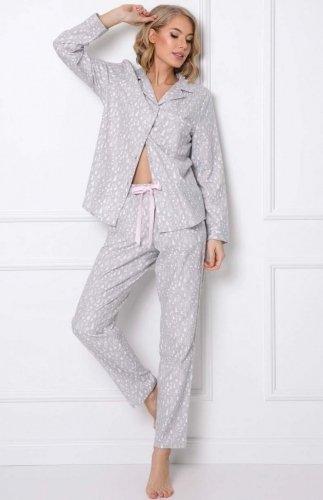 Piżama rozpinana damska Aruelle Aria Long
