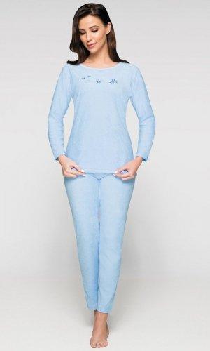 Piżama Regina 925 dł/r S-XL damska
