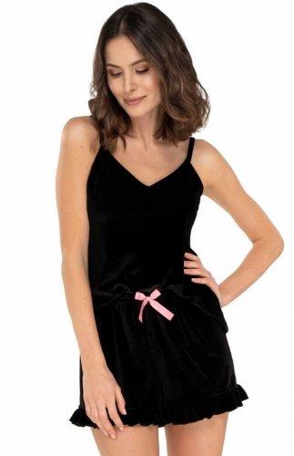 Piżama damska z weluru Babella Audrey