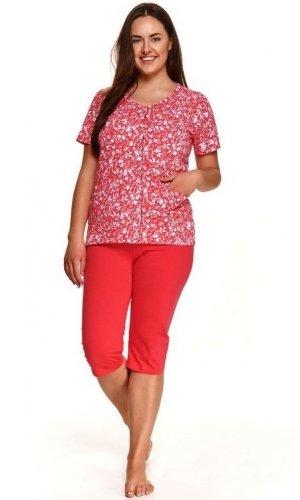 Piżama Taro Wera 924 kr/r 2XL-3XL L'21