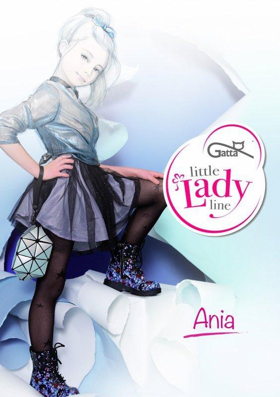 Rajstopy Gatta Little Lady Ania wz.11
