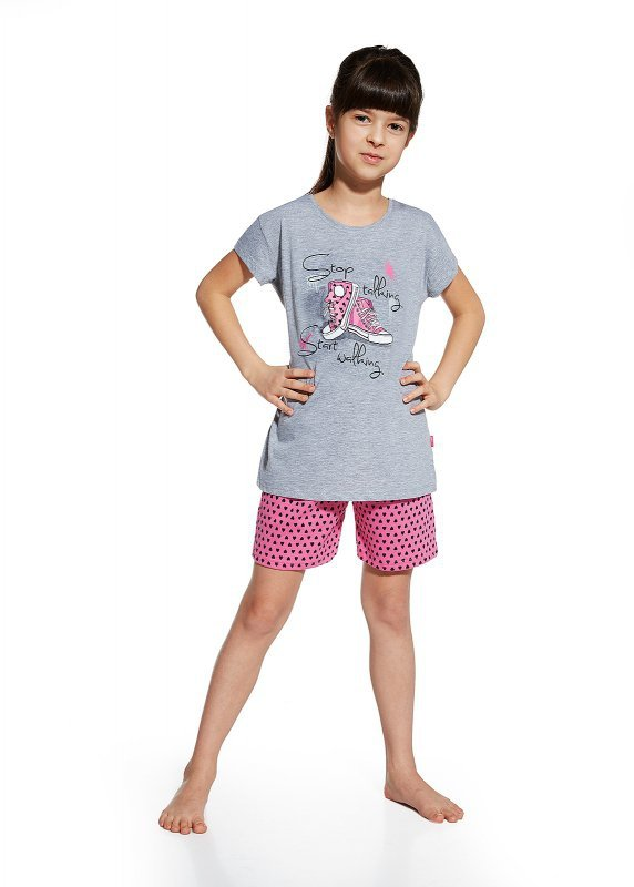 Piżama Cornette 787/51 Kids Girl Shoes