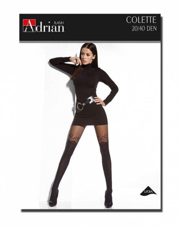 Rajstopy Adrian Colette 20/40 den 5-XL