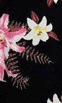 Legginsy Moon 5131 Kwiaty