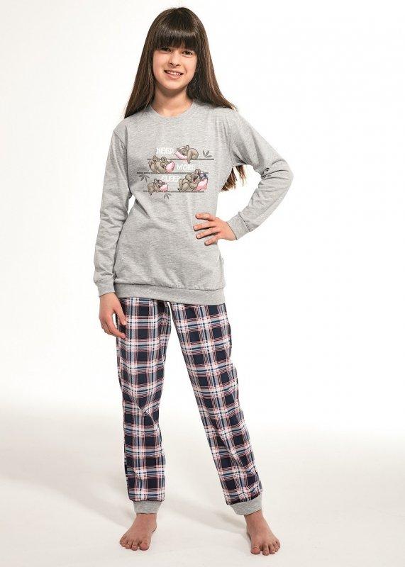 Piżama Cornette Kids Girl 594/117 Koala dł/r 86-128