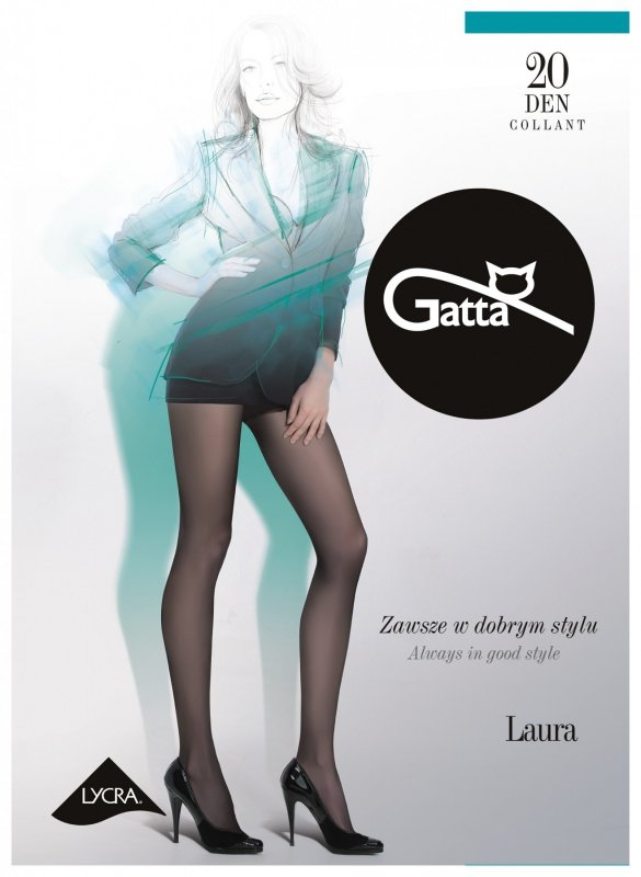 Rajstopy Gatta Laura 20 den 6-XXL