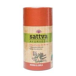 Henna naturalna z Amlą Sattva