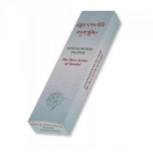 Kadzidła Gangchen - Drzewo sandałowe (Sandalwood) Incense