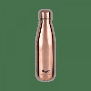Butelka termiczna Rags'y - metallic copper, 500ml
