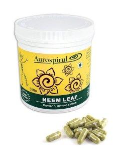 Neem – Aurospirul, 100 kapsułek