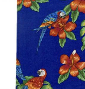 Woskowijka jednowarstwowa - papugi, wegańska