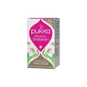 Wholistic Shatavari - Pukka, kapsułki