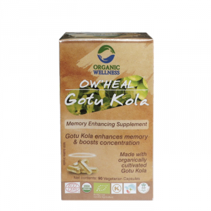 Gotu Kola Organic Wellness