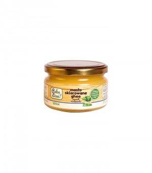 Masło klarowane ghee czosnek niedźwiedzi Palce Lizać 220ml