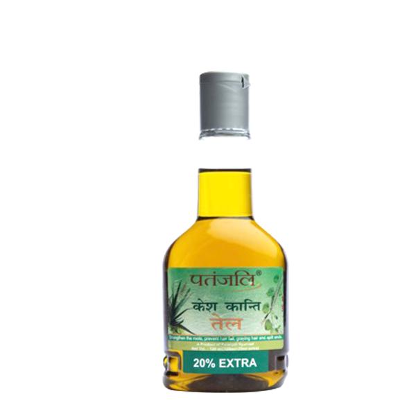Ajurwedyjski olej do włosów Kesh Kanti Patanjali