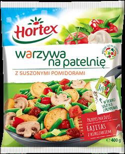 [HORTEX] W.N.P. zsuszonymi pomidorami450g/14szt