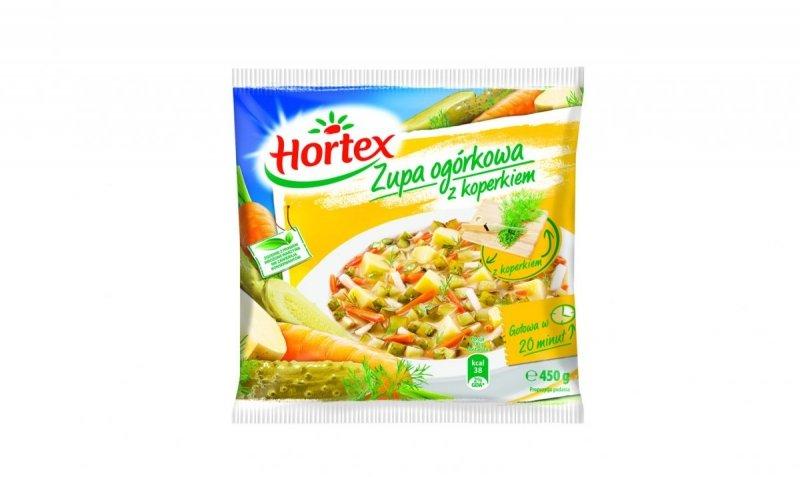 [HORTEX] Zupaogórkowa z koperkiem450g/14szt