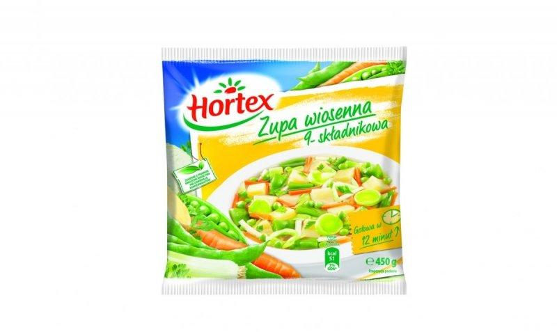 [HORTEX] Zupawiosenna 9-składnikowa450g/14