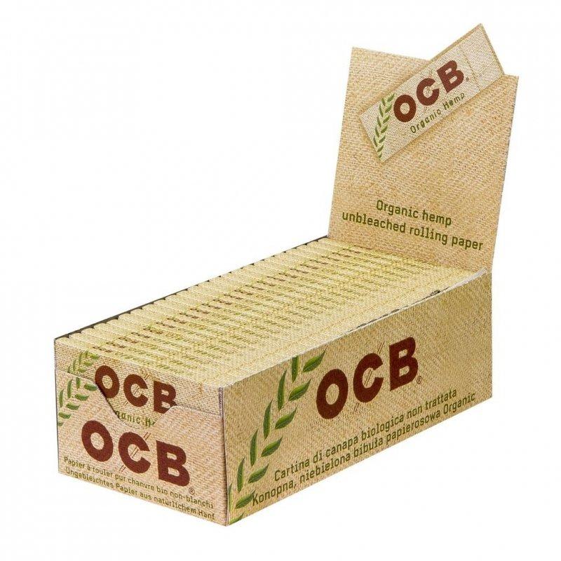 [OCB] ORGANIC SLIM PAPER  (x50)