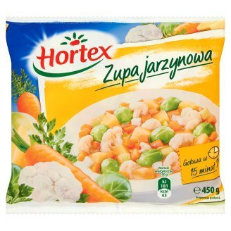 [HORTEX] Zupa Jarzynowa 400g/16