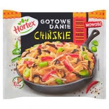 [HORTEX] Gotowe danie Chinskie 450/8