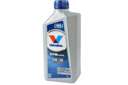 VALVOLINE SYNPOWER 5W30 FULL SYNTHETIC 1L KRAKÓW