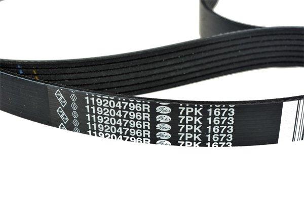 ZESTAW PASKA 2.3 DCI 165KM MASTER III MOVANO B