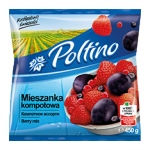 1004 Poltino Mieszanka Kompotowa 450g 1x12