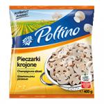 1017 Poltino Pieczarki Krojone 400g 1x12