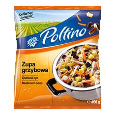 1033 Poltino Zupa Grzybowa 450g 1x12