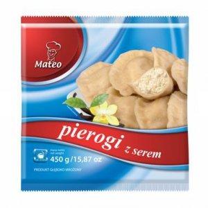 7014 Mateo Pierogi z Serem 450g (1x12)