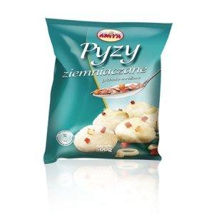 2017 Anita Pyzy Ziemniaczane 500g 1x12