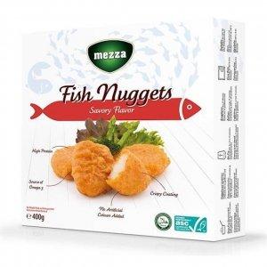 30012 CHO Fish nuggets savoury 400g 1x14