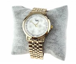 exclusive women's gold watch classic