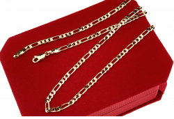 gold gilded chain 18k xuping