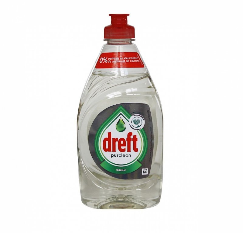 Dreft Purclean Original koncentrat do mycia naczyń 383 ml