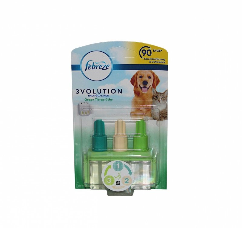 Febreze 3 Volution wkład Pet Odour
