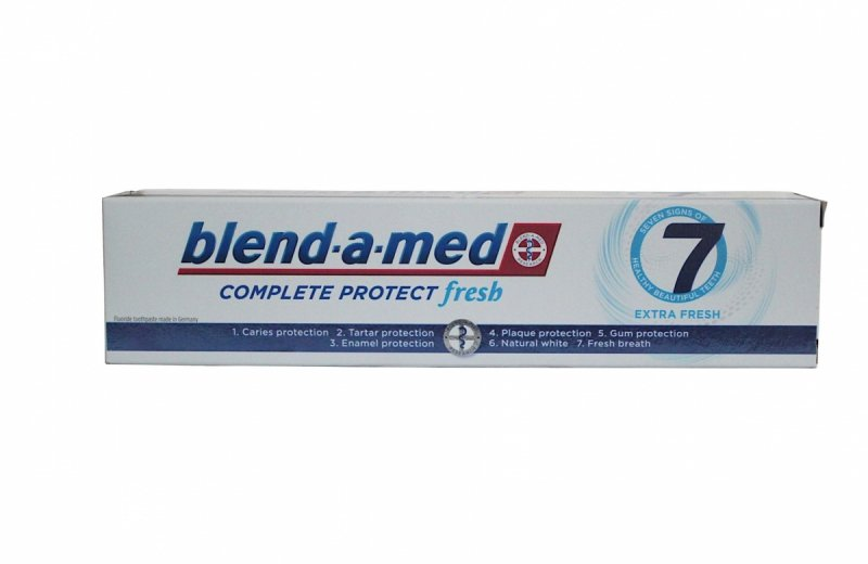 Blend a med Complete Protect Fresh pasta do zębów 125 ml