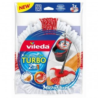 Vileda wkład do mopa Easy Wring&Clean TURBO 2in1