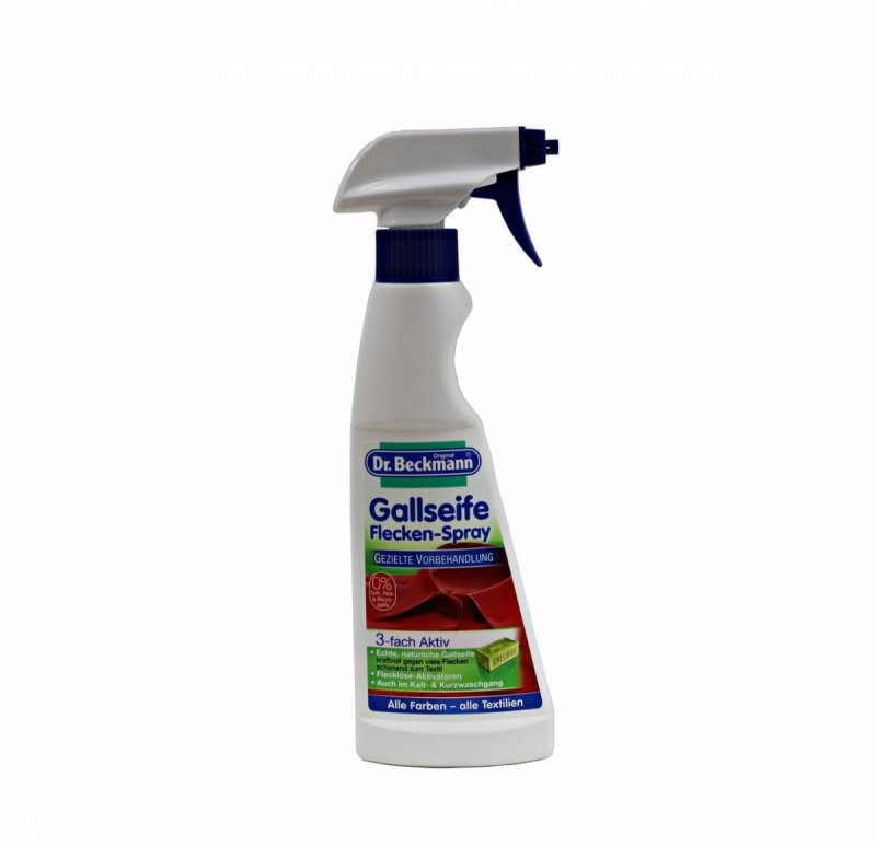 Dr Beckmann Gallseife 3 Fach Aktiv odplamiacz do tkanin 250 ml