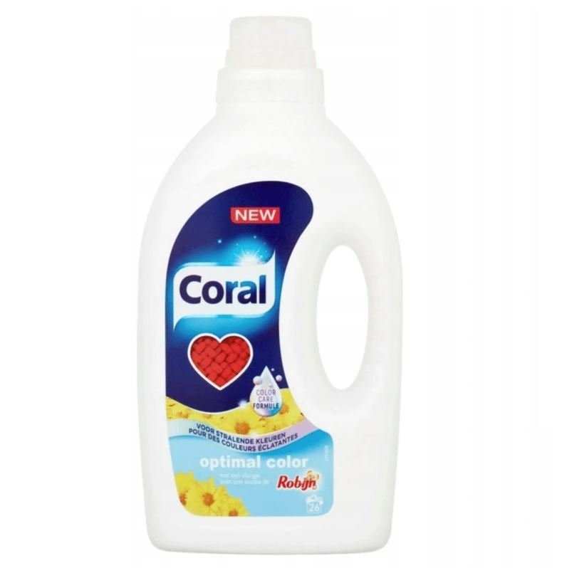 Coral Optimal Color żel 26 prań 1,25 l