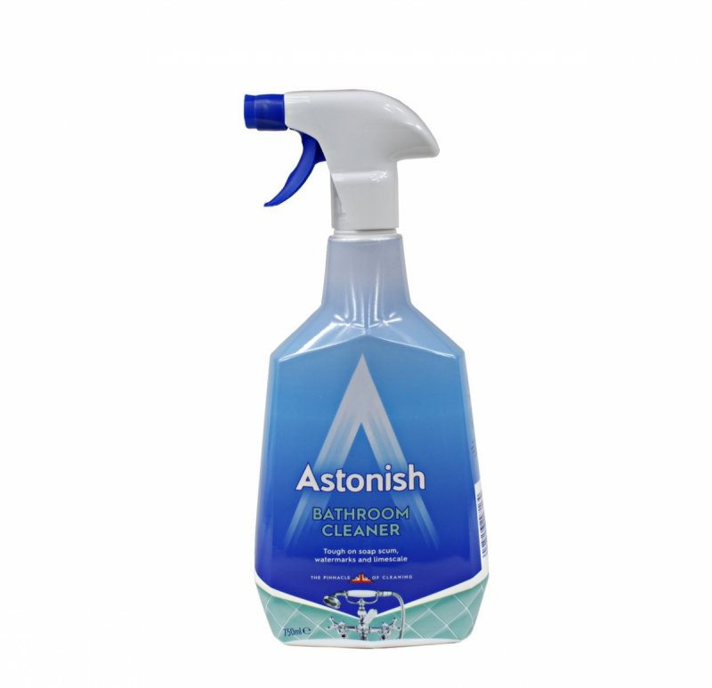 Astonish Bathroom Cleaner płyn do czyszczenia łazienek 750 ml