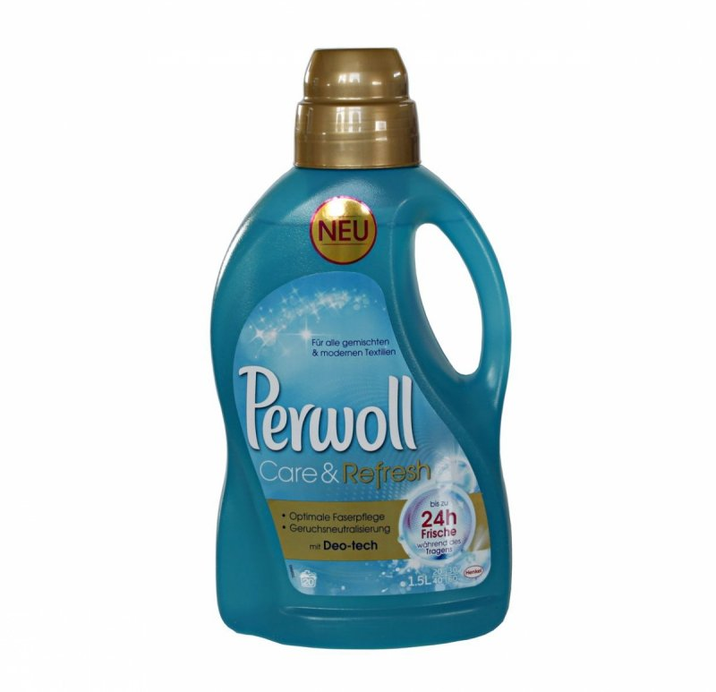 Perwoll Care&Refresh żel do prania 1,5 l
