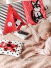Książeczka sensoryczna Quiet Book dla niemowlaka 0+