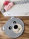 Dywanik Miś ręcznie robiony