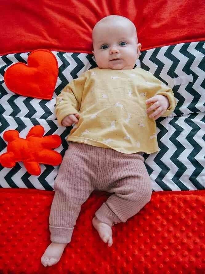 Mata sensoryczna dla niemowląt 0+