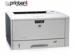 HP LaserJET 5200dn A3 przebieg 42 tysiące
