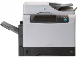 HP LJ 4345 MFP FV GW12 ODNOWIONA DUPLEX LAN FINISHER FAX