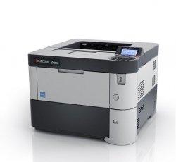 Drukarka Kyocera FS-2100DN przebiegi do 100 tys. stron