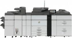 Kserokopiarka A3 SHARP MX-M1205 produkcyjna OSA 1TB FV nowy